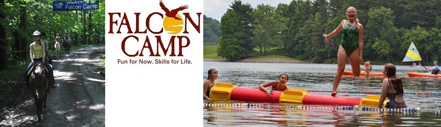 """Register Your Children Today at the Falcon Camp, the """"Coolest Camp in Ohio"""""""