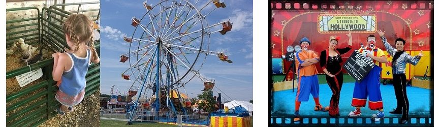 Bring the Family to the Franklin County Fair!