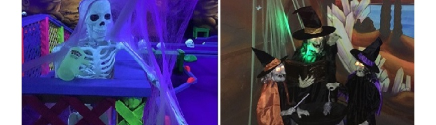Bring your family to Miner 49'er for Halloween fun!