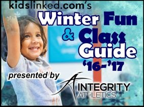 Winter Fun!  Winter Classes!