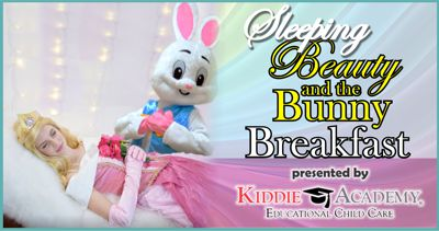 Sleeping Beauty & The Bunny Breakfast