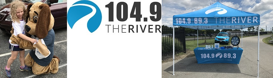 Need Wholesome Content for the Littles in the Back Seat? Tune to 104.9 the River!