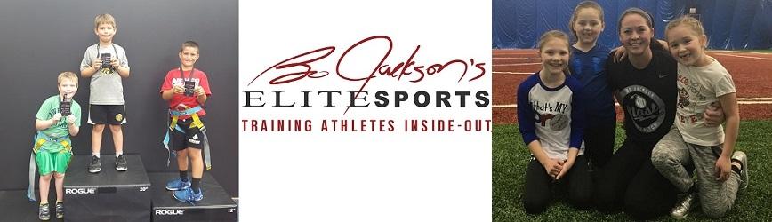 Register Your Child for Bo Jackson's Elite Sports!