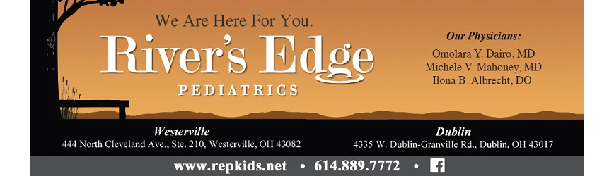 River's Edge Pediatrics is Ready to Help with Your Child's Care!
