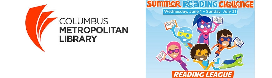 There's Still Time to Sign Up for the Columbus Metropolitan Library Summer Reading Challenge!