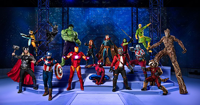 Enter Now for Marvel Universe Live Tickets