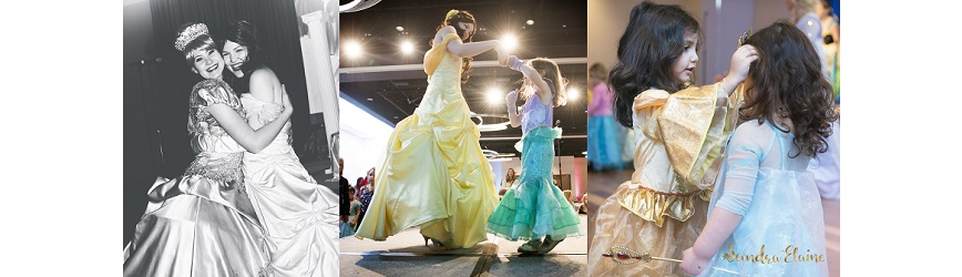 RSVP Now for Cinderella's Fairytale Wedding & Royal Ball Presented by Paulettes Princess Parties!