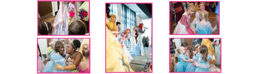 Enter to Win Tickets to Paulette's Princess Parties' Enchanted Princess Ball of Columbus!