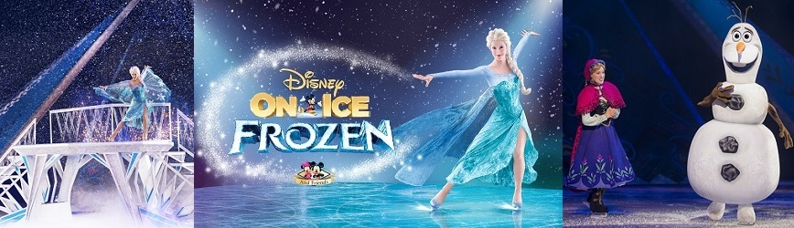 Get Your Family's Tickets for Disney On Ice presents Frozen!