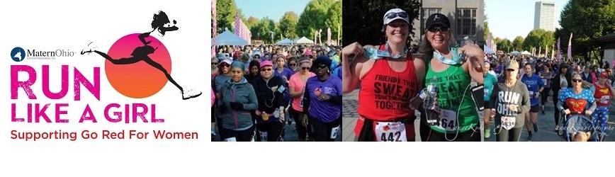 Register Now for the Annual Run Like A Girl Half Marathon 10K 5K!