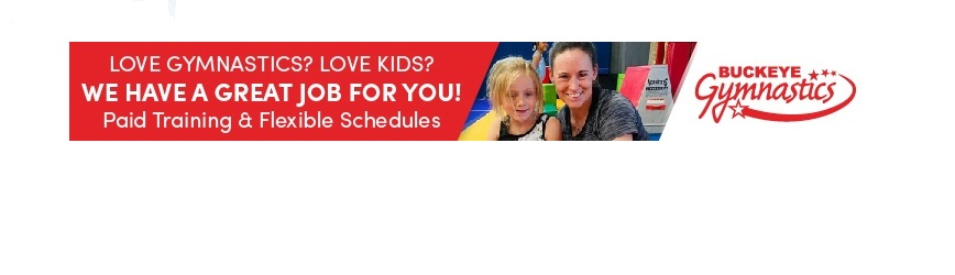 Register Now for Summer Camps at Buckeye Gymnastics!