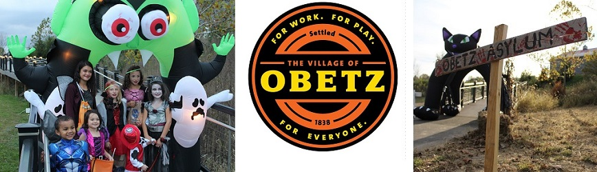Bring Your Family to the FREE 5th Annual Obetz Halloween Party!