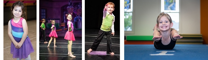 Sign Up for Summer Camps at Dublin Dance Centre & Gymnastics!