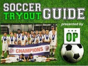 Online Soccer Tryouts!