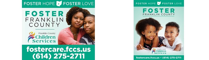 There's a Child Waiting for You! Apply to Foster at Franklin County Children's Services Foster Care!
