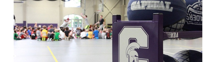 Sign Up Now for Capital Basketball Camp's Fundamental Basketball Day Camp!
