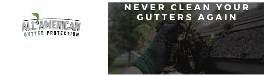 All American Gutter Protection Has the Lowest Prices of the Year!