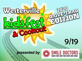 Westerville KidsFest & Cookout!