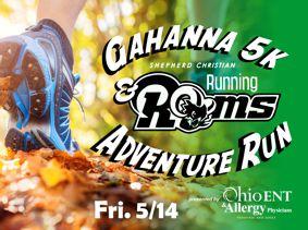 Running Rams 5K & Adventure Run