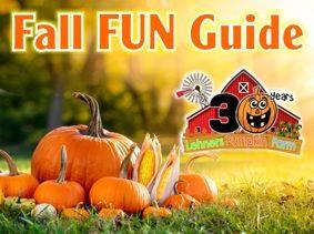 Fall Fun Guide!
