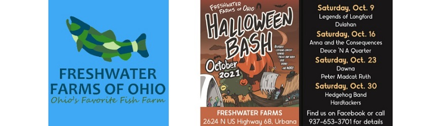 Bring Your Family Out to the Freshwater Farms of Ohio Halloween Bash!
