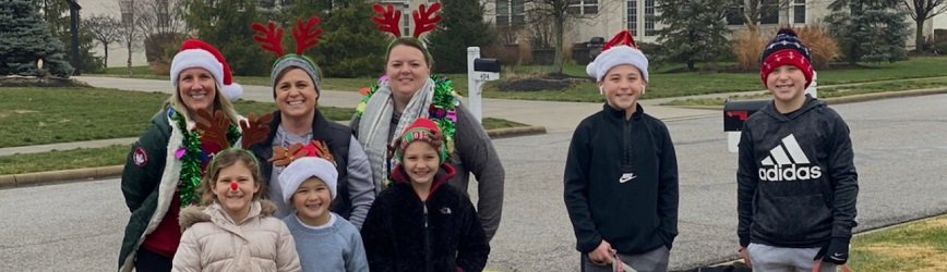 Sign Up Your Family for the 2021 NC4K Reindeer Run 5K/1 Mile walk!