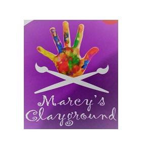 Marcy's Clayground Logo
