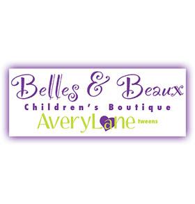 Belles and Beaux Children's Boutique Logo