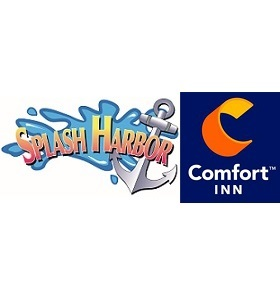 Comfort Inn Splash Harbor Logo