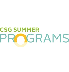 CSG Summer Programs Logo