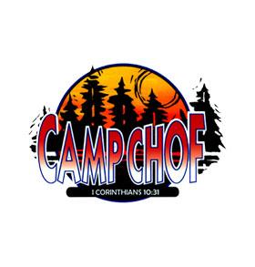 Camp CHOF Logo