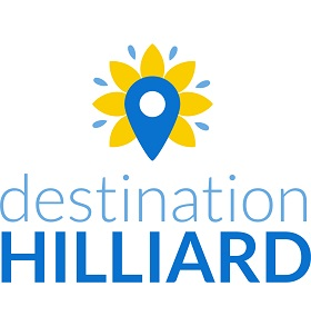 Destination Hilliard Logo