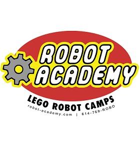 Robot Academy - Lego Robot Camps Logo