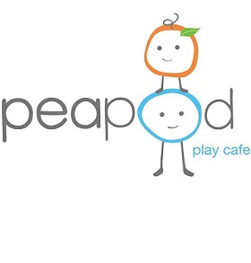 peapod play cafe Logo