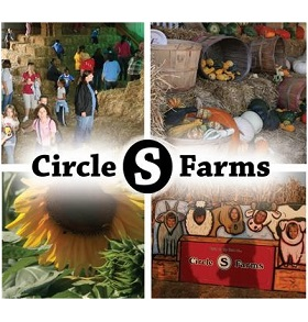 Circle S Farms Logo