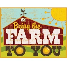 Bring the Farm to You Logo
