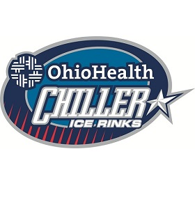 OhioHealth Chiller Ice Rink Logo