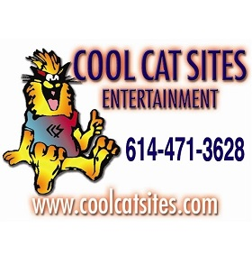 Cool Cat Sites Entertainment Logo