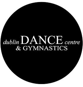 Dublin Dance Centre & Gymnastics Logo
