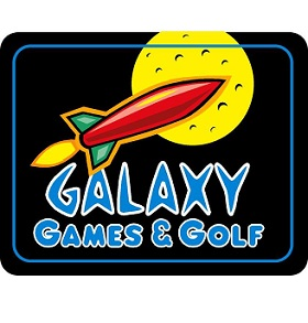 Galaxy Games & Golf Logo