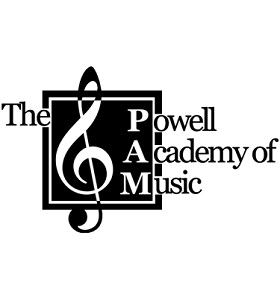 Powell Academy of Music Logo