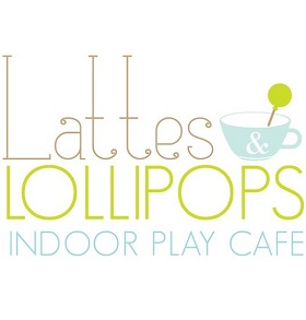 Lattes & Lollipops Logo