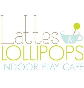 Lattes & Lollipops Logo