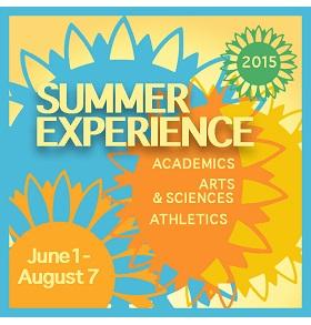 Columbus Academy Summer Experience Logo