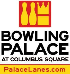 Columbus Square Bowling Palace Logo