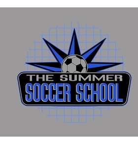 The Summer Soccer School Logo