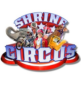 Aladdin Shrine Circus Logo