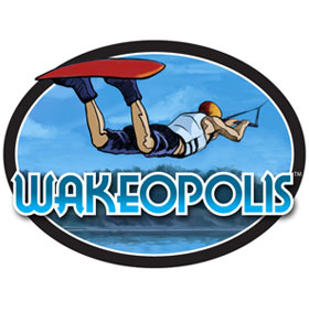 Wakeopolis Wakeboard Lessons and Camps Logo