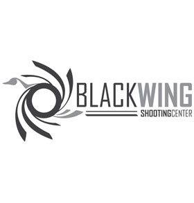 Black Wing Shooting Center  Logo