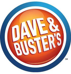 Dave & Buster's Polaris Logo